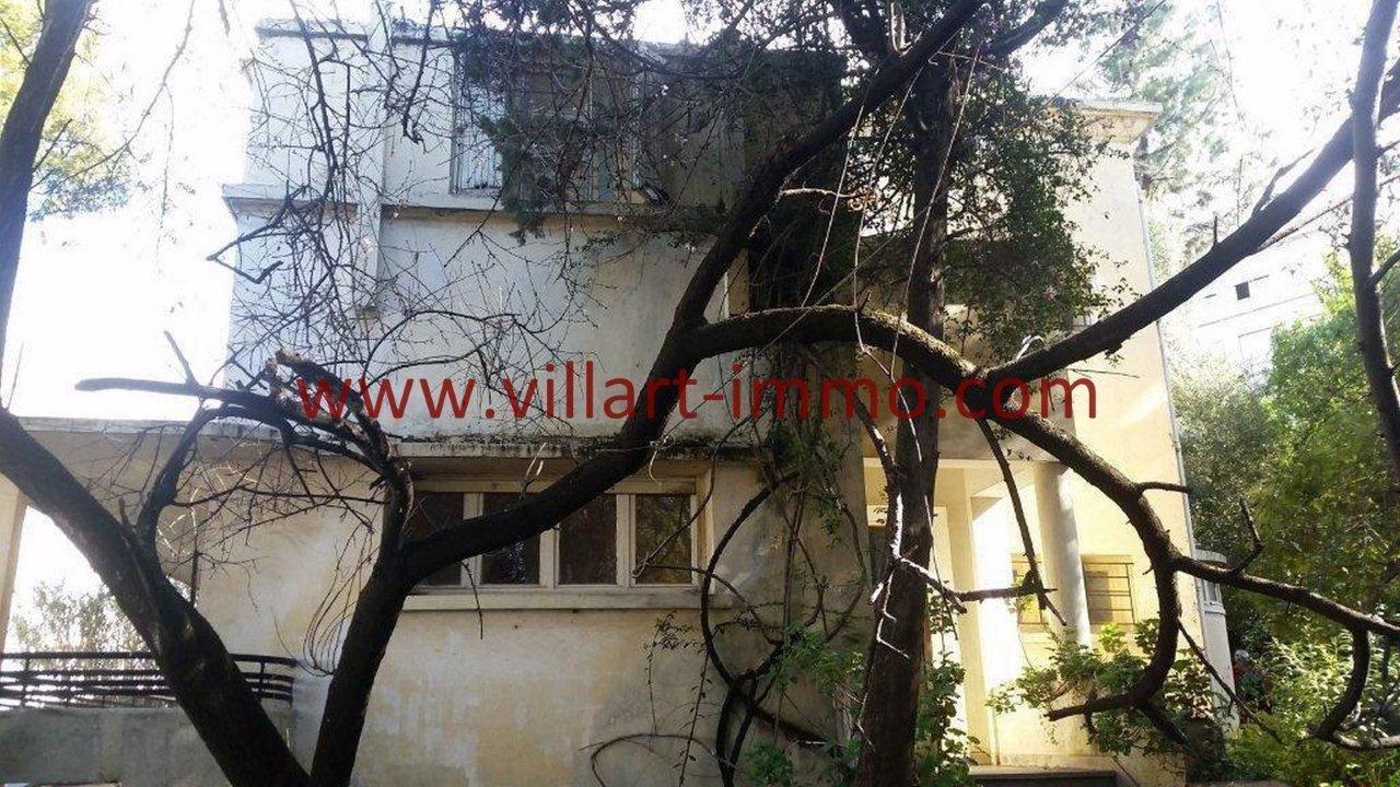 3-Vente-Villa-Tanger-Charf-Façade 3-VV549-Villart Immo