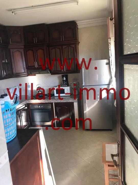4-Vente -Appartement-Tanger-Ibéria-Cuisine-VA546