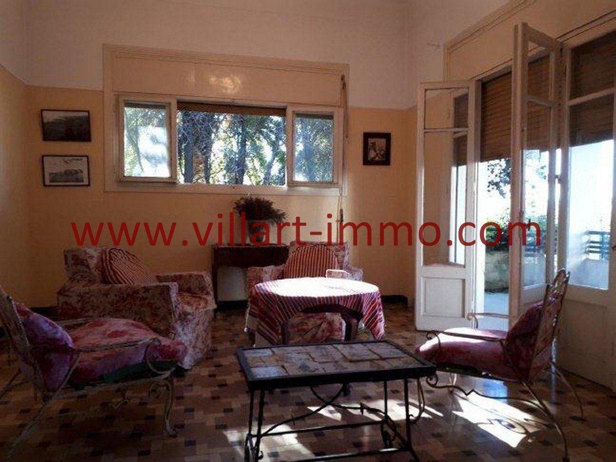 5-Vente-Villa-Tanger-Charf-Salon 1-VV549-Villart Immo