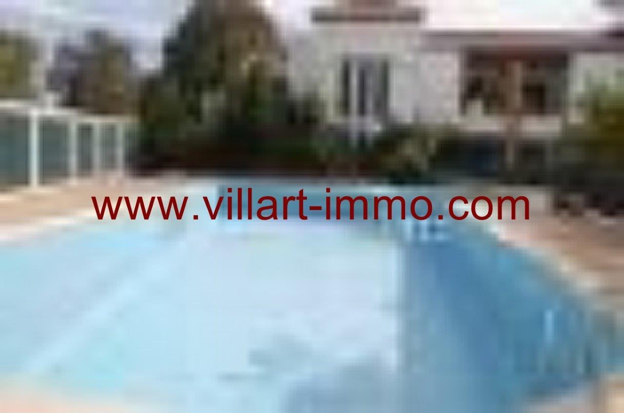 10-Vente -Appartement-Tanger-Boubana-Piscine-VA124