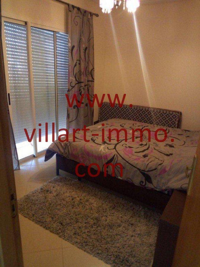 2-Vente-Appartement-Assilah-Chambre à Coucher-VA550-Villart Immo