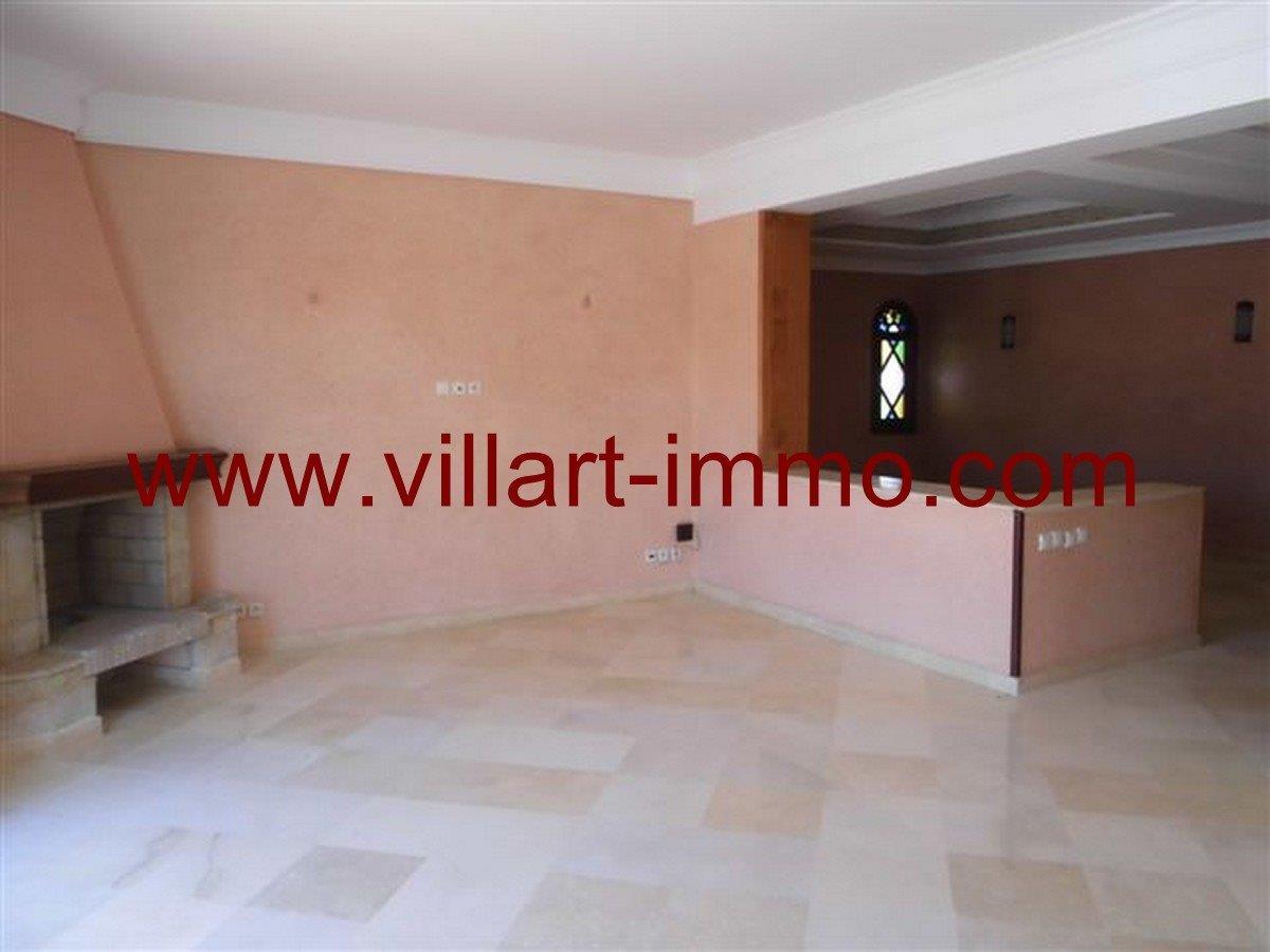 3-Vente -Appartement-Tanger-Boubana-Salon 2-VA124