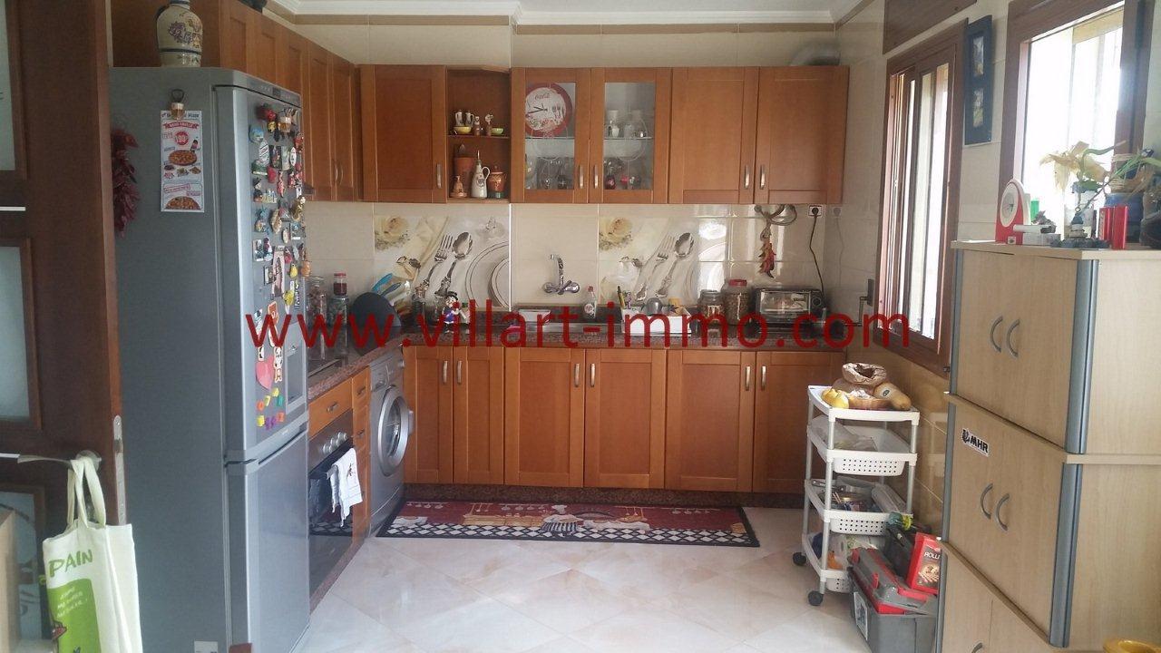 4-Vente-Appartement-Tanger-Moujahidine-Cuisine 1 -VA548-Villart Immo
