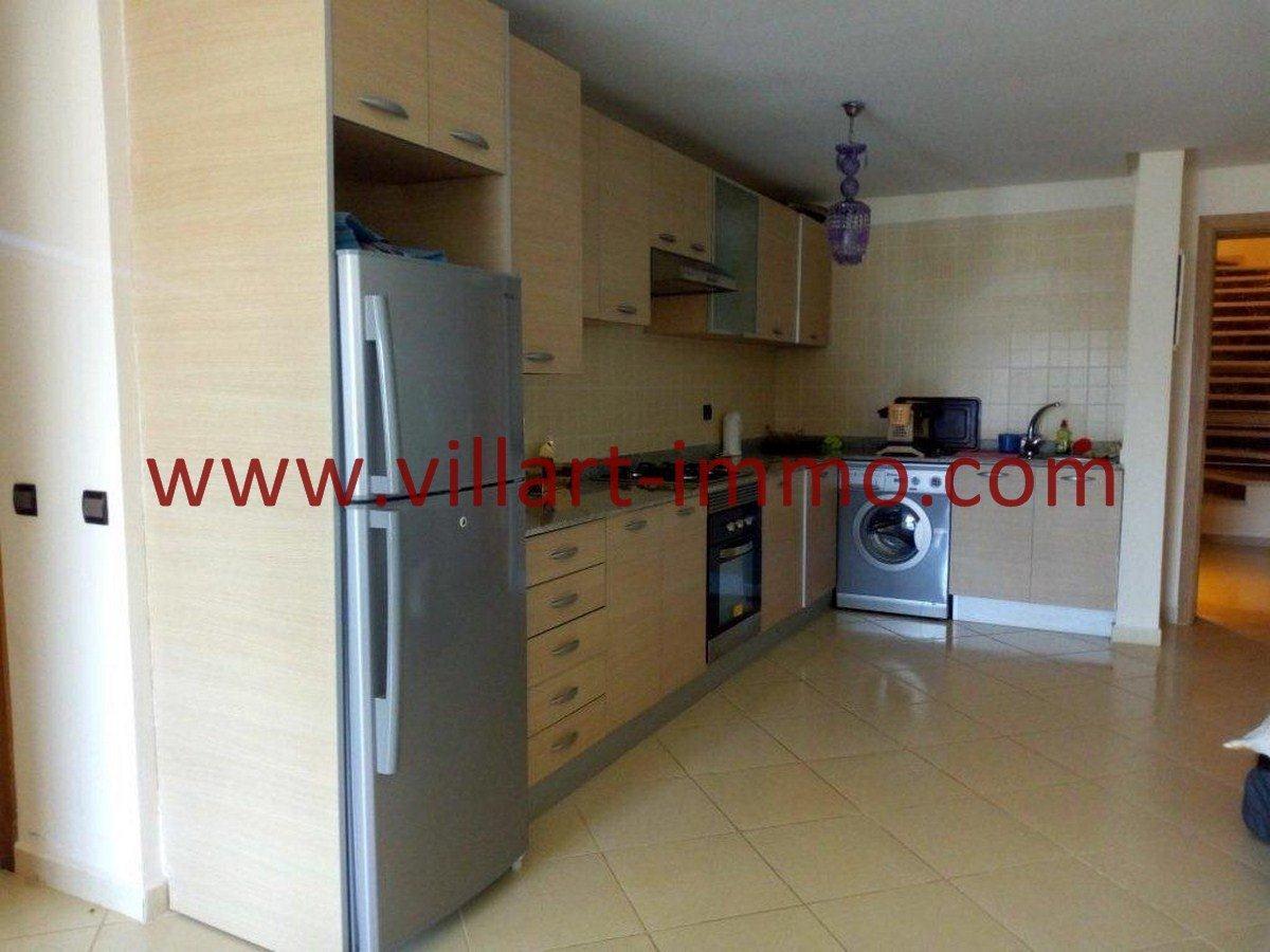 5-Vente-Appartement-Assilah-Cuisine -VA550-Villart Immo