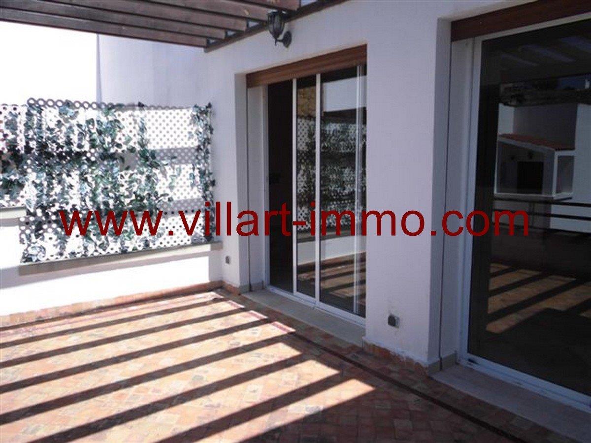 5-Vente -Appartement-Tanger-Boubana-Terrasse -VA124