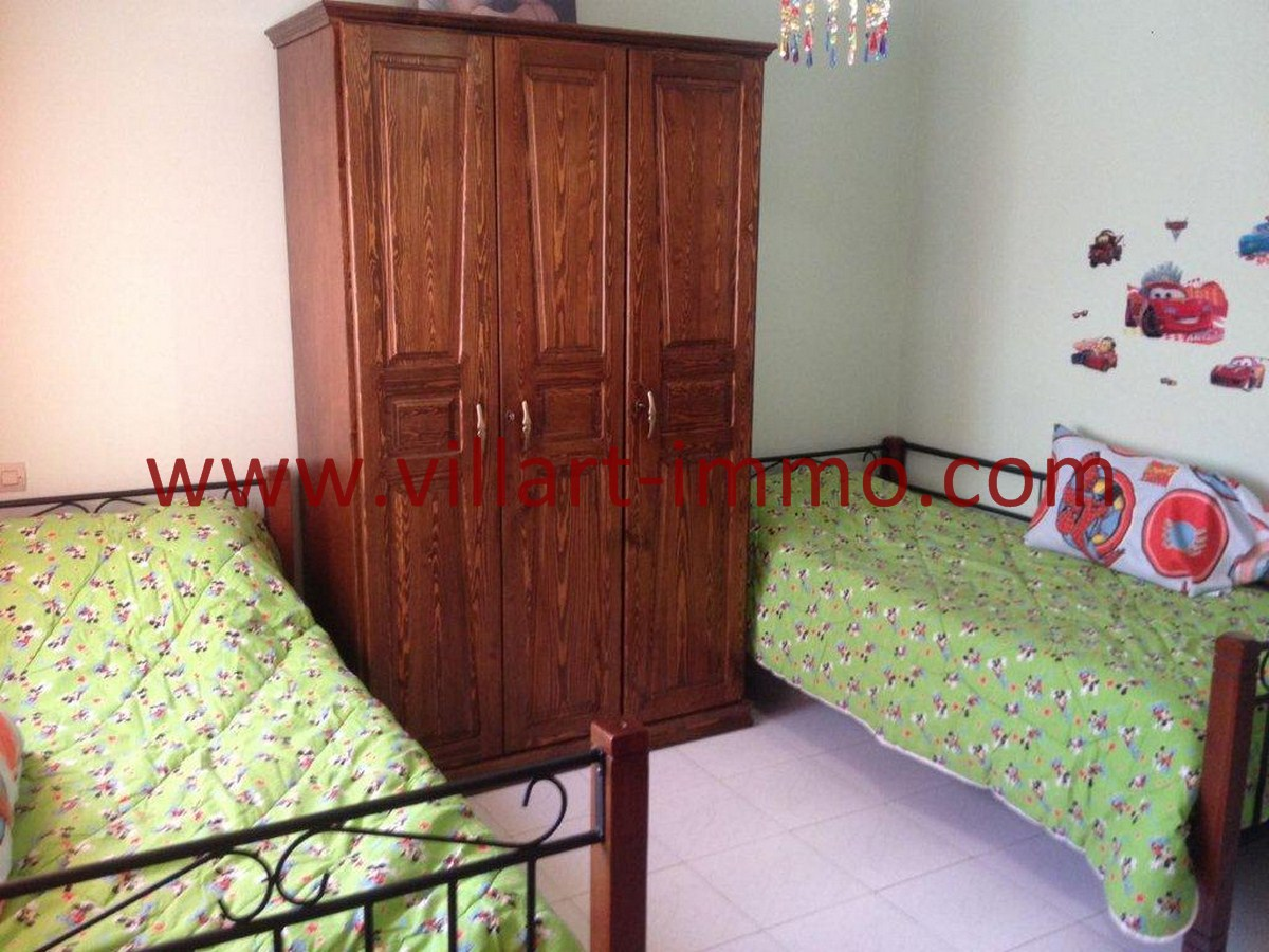 5-Vente-Appartement-Tanger-Dradab-Chambre à Coucher 2-VA549-Villart Immo
