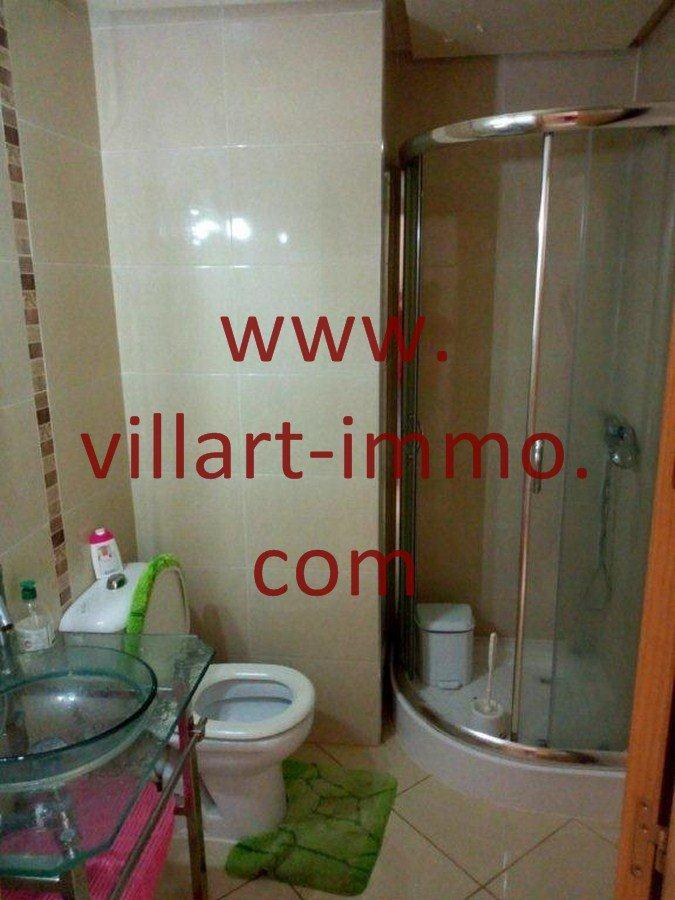 6-Vente-Appartement-Assilah-Salle de bain -VA550-Villart Immo