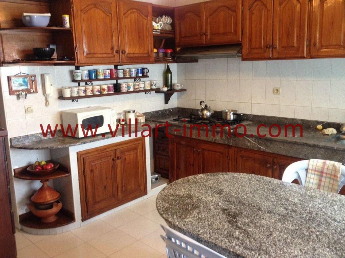 6-Vente-Appartement-Tanger-Dradab-Cuisine 1-VA549-Villart Immo