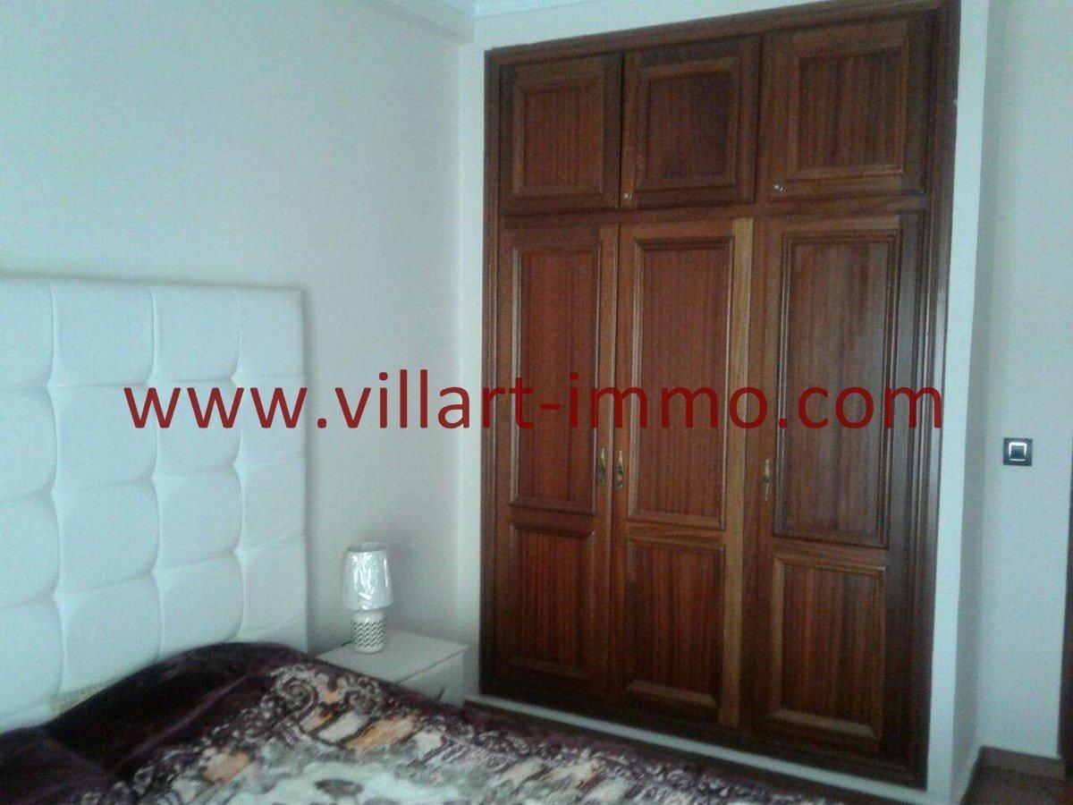 6-Vente-Appartement-Tanger-Hopitale espagnole-Chambre à coucher 2-VA552-Villart Immo