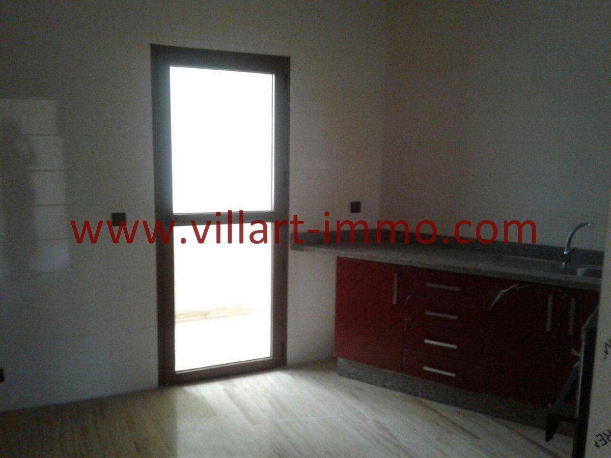 6-Vente-Appartement-Tanger-Malabata-Cuisine 2 -VA553-Villart Immo