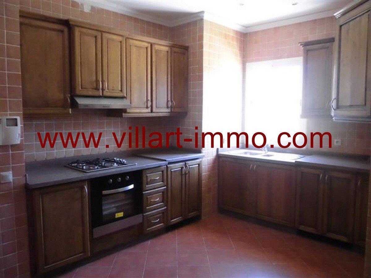 7-Vente -Appartement-Tanger-Boubana-Cuisine -VA124