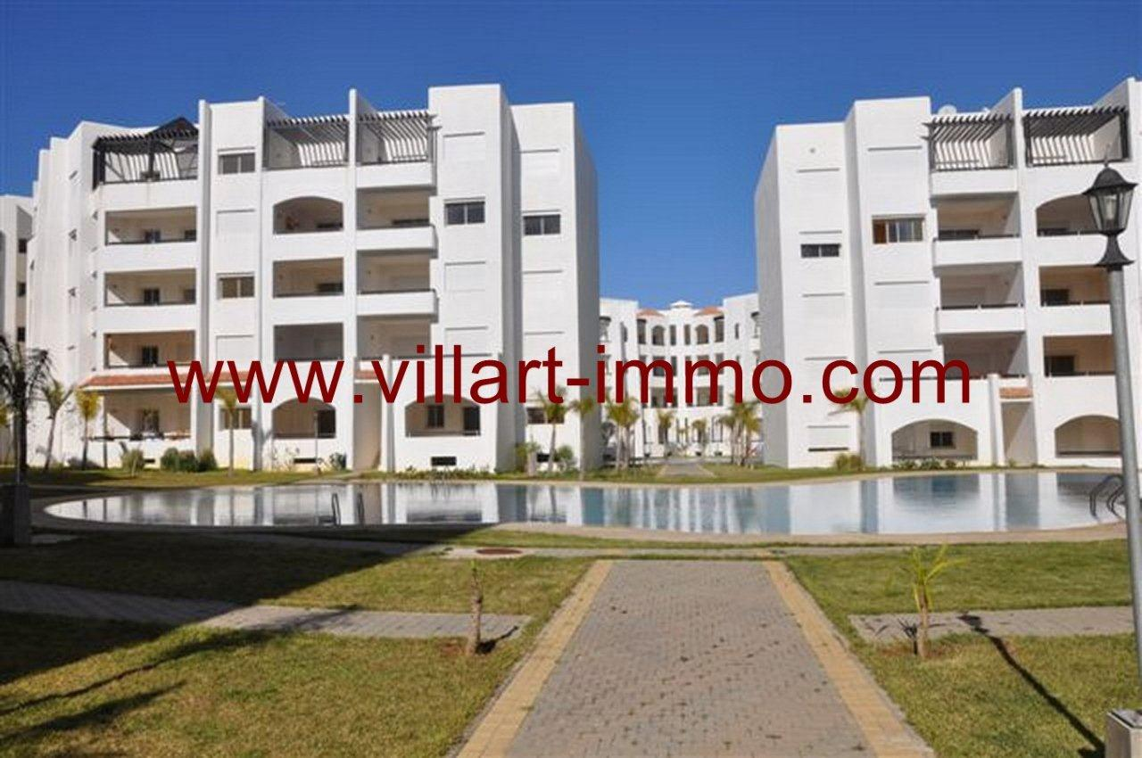 8-Vente-Appartement-Assilah-Piscine 2-VA550-Villart Immo
