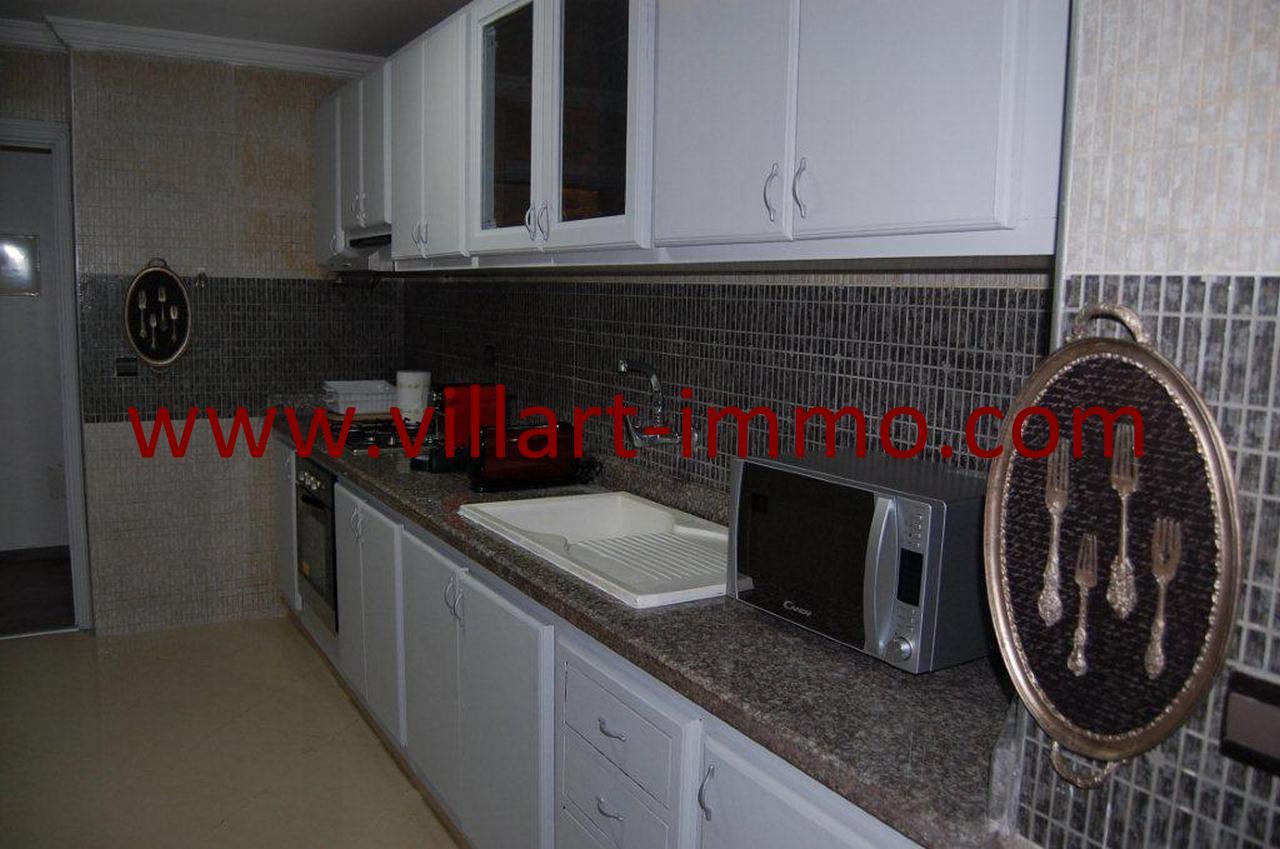 4-Location-Tanger-Appartement meublé-Malabata-Cuisine-L1034