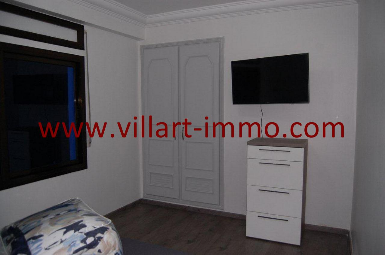 7-Location-Tanger-Appartement meublé-Malabata-Chambre3-L1034