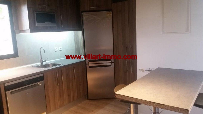 8-Location- Appartement-Meublé-Bouban-Cuisine-Agence immobiliere-L1099
