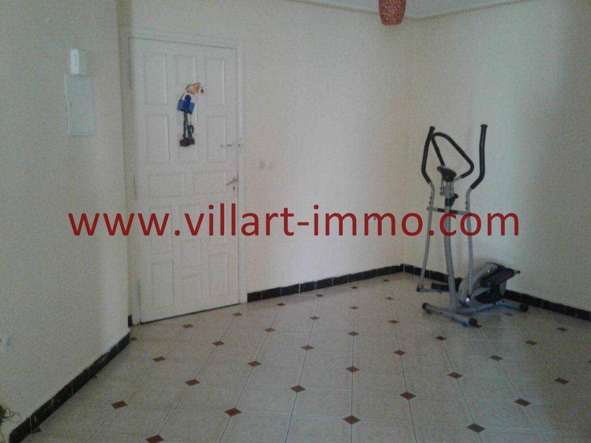 3-Vente-Appartement-Tanger-Centre-Chambre à coucher 1-VA558-Villart Immo