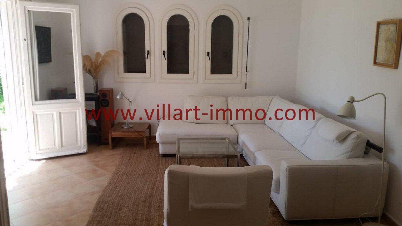 4-Vente-Villa-Assilah-Briech-VV557-Salon 1-Villart Immo