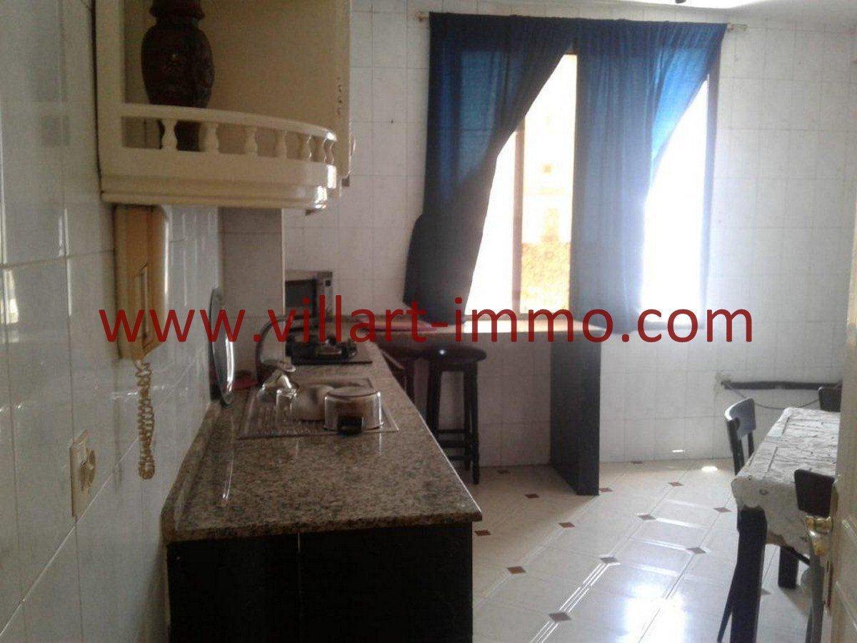 5-Vente-Appartement-Tanger-Centre-Cuisine -VA558-Villart Immo