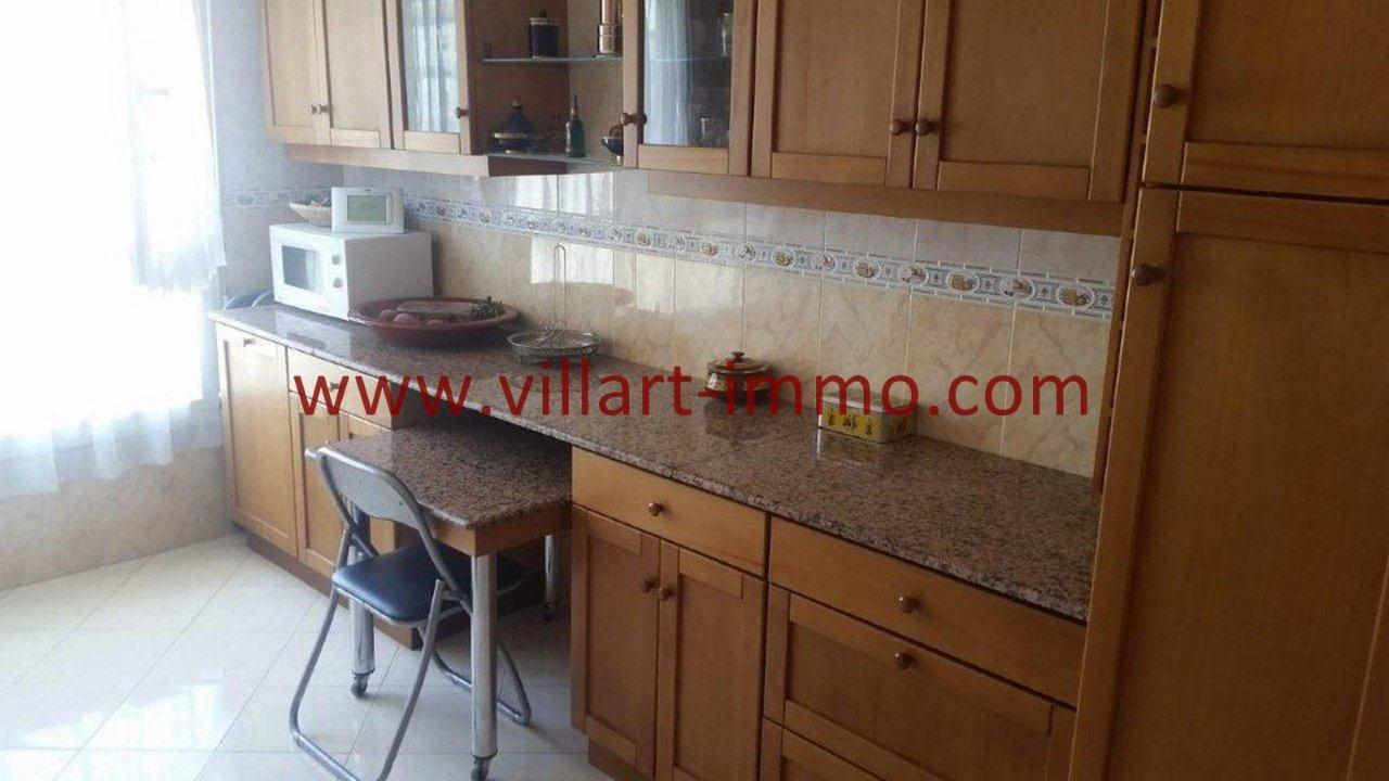 5-Vente-Appartement-Tanger-Centre Ville-Cuisine-VA559-Villart Immo