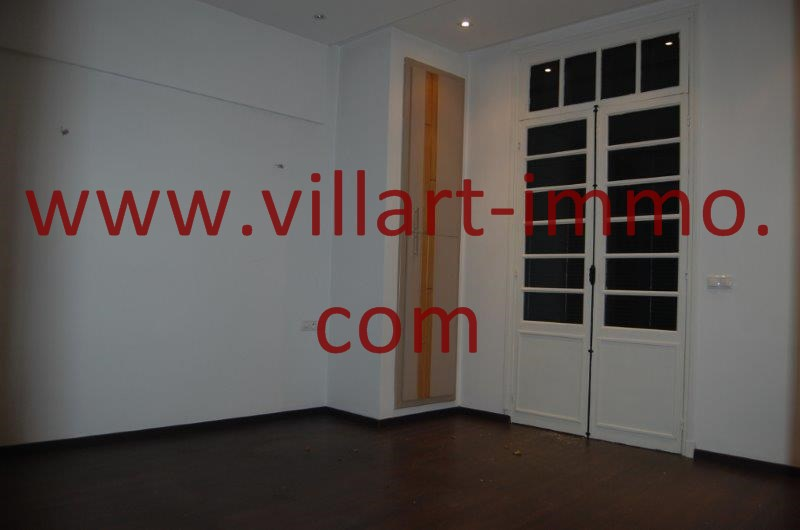 8-A louer-Appart-non meublé-Tanger- Chambre principale L1086-Villart immo- Maroc