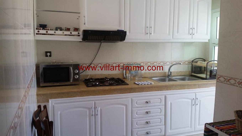 8-Location-Appartement-Meublé-Centre ville-cuisine-L1100-Agence immobiliere