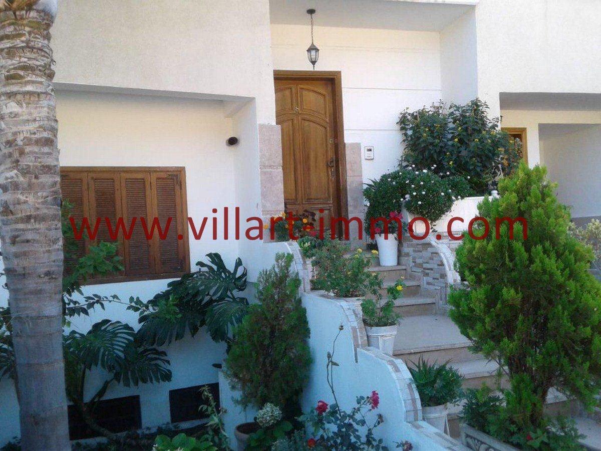 1-Vente-Appartement-Tanger-Boubana-VA564-Façade-Villart Immo