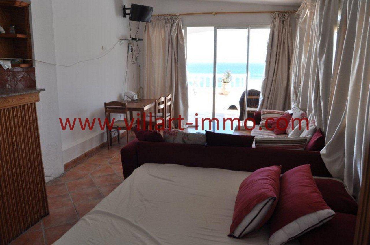 10-Vente-Villa-Tanger-Playa blanca-Chambre à coucher 3 -VV551-Villart Immo