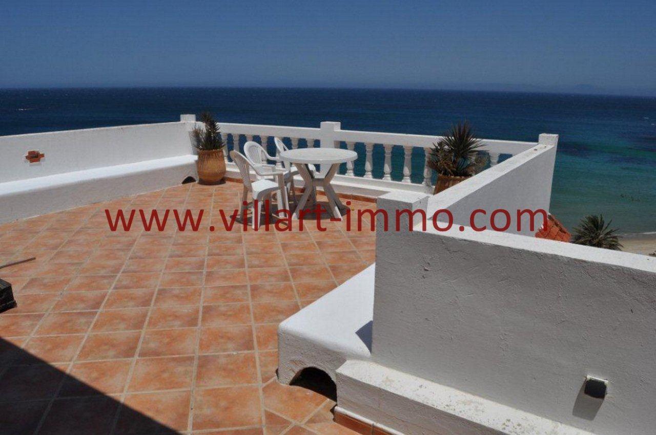 13-Vente-Villa-Tanger-Playa blanca-Terrasse 1 -VV551-Villart Immo