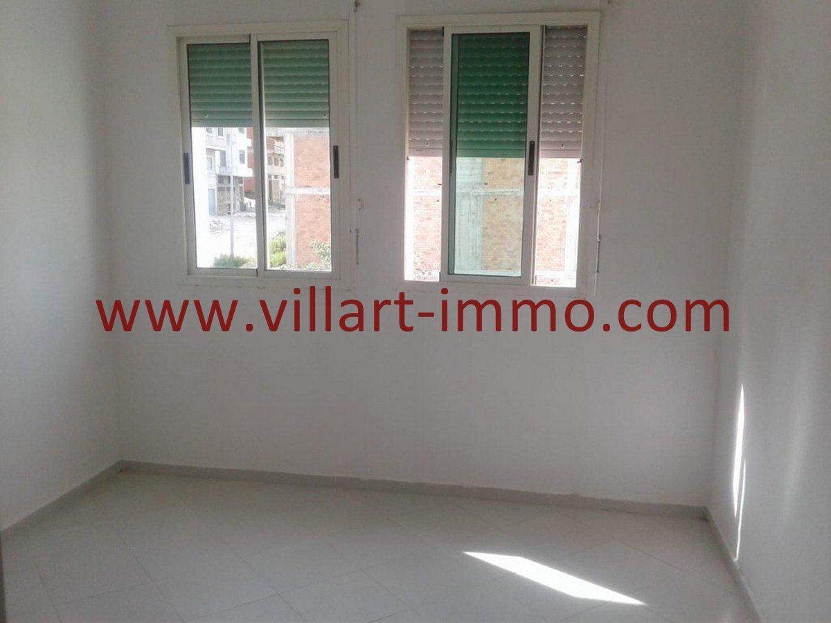 4-Vente-Appartement-Tanger-Chambre à coucher 1-VA565-Villart Immo