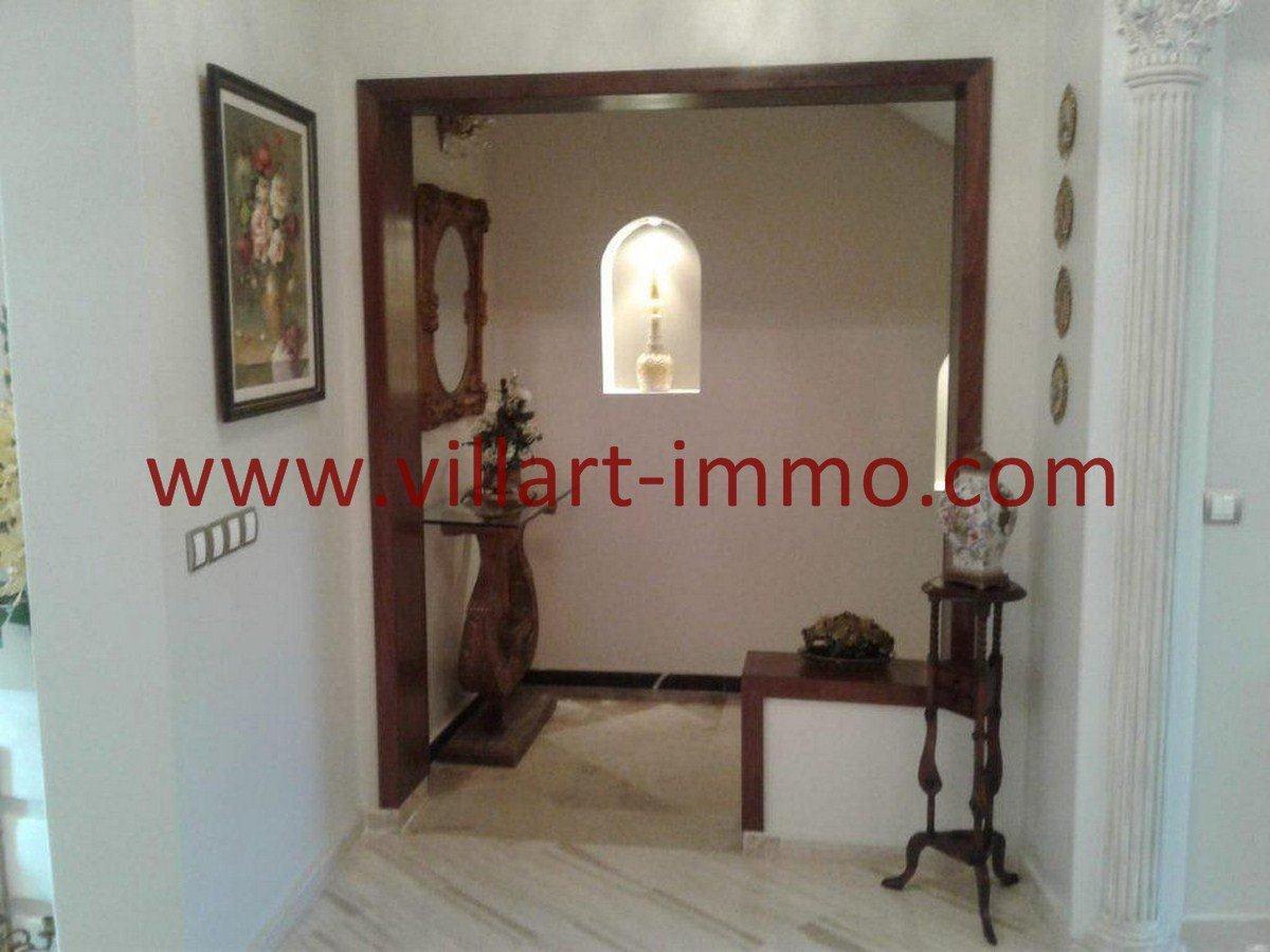 9-Vente-Appartement-Tanger-Boubana-VA564-Entrée -Villart Immo
