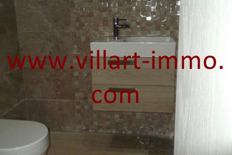 11-A louer-Appart-non meublé-Tanger-W.C-L1103-Villart immo