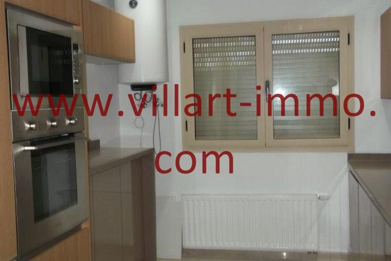 13-A louer-Appart-non meublé-Tanger-Cuisine'-L1103-Villart immo