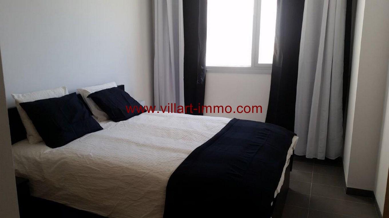 4-Location-Appartement-Meublé-Centre ville-F2-Chambre-Agence Immobilier-Tanger-L1045