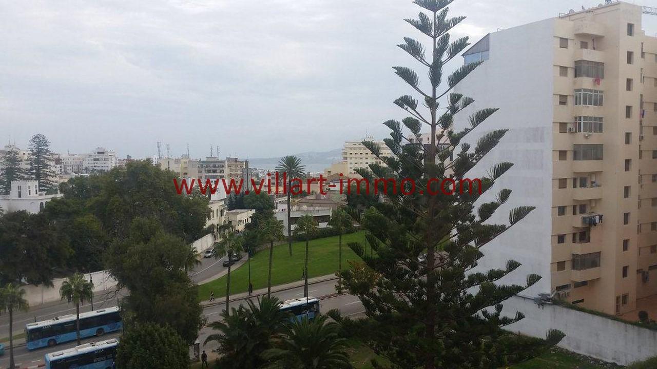 4-Location meublée-Appartement moderne-Tanger- Ibéria-Vue-L1106
