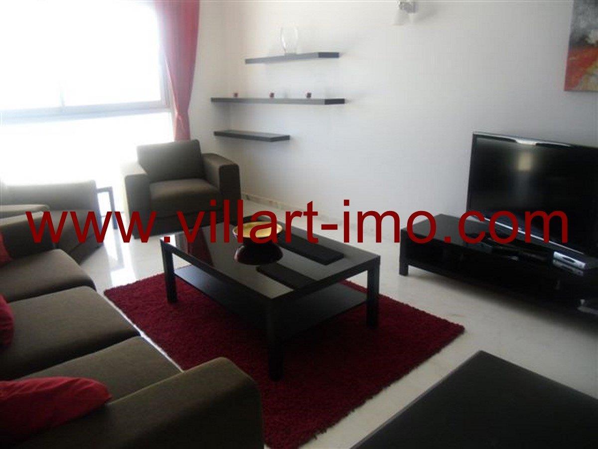 2-Vente-Appartement-Tanger-Salon2-VA573-Villart Immo
