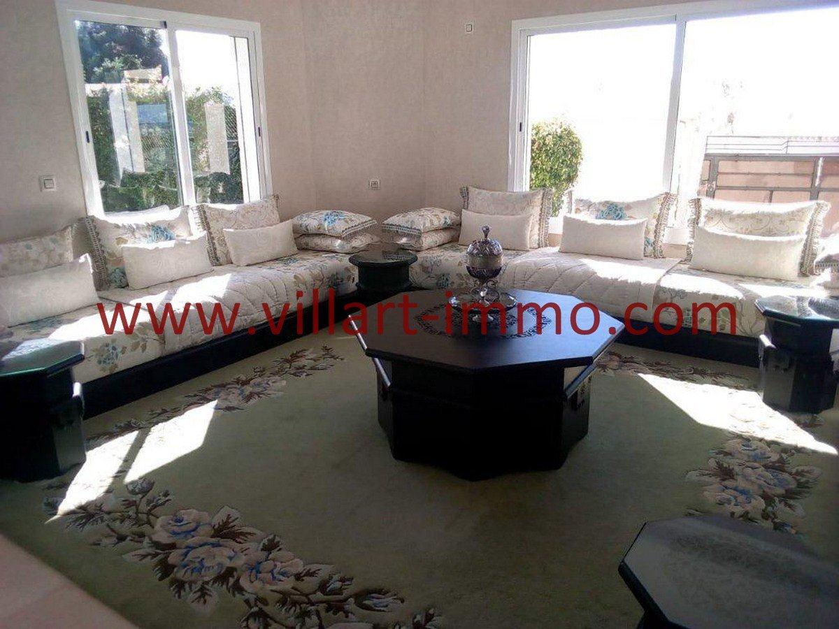 2-Vente-Villa-Tanger-Salon 1-VV571-Villart Immo