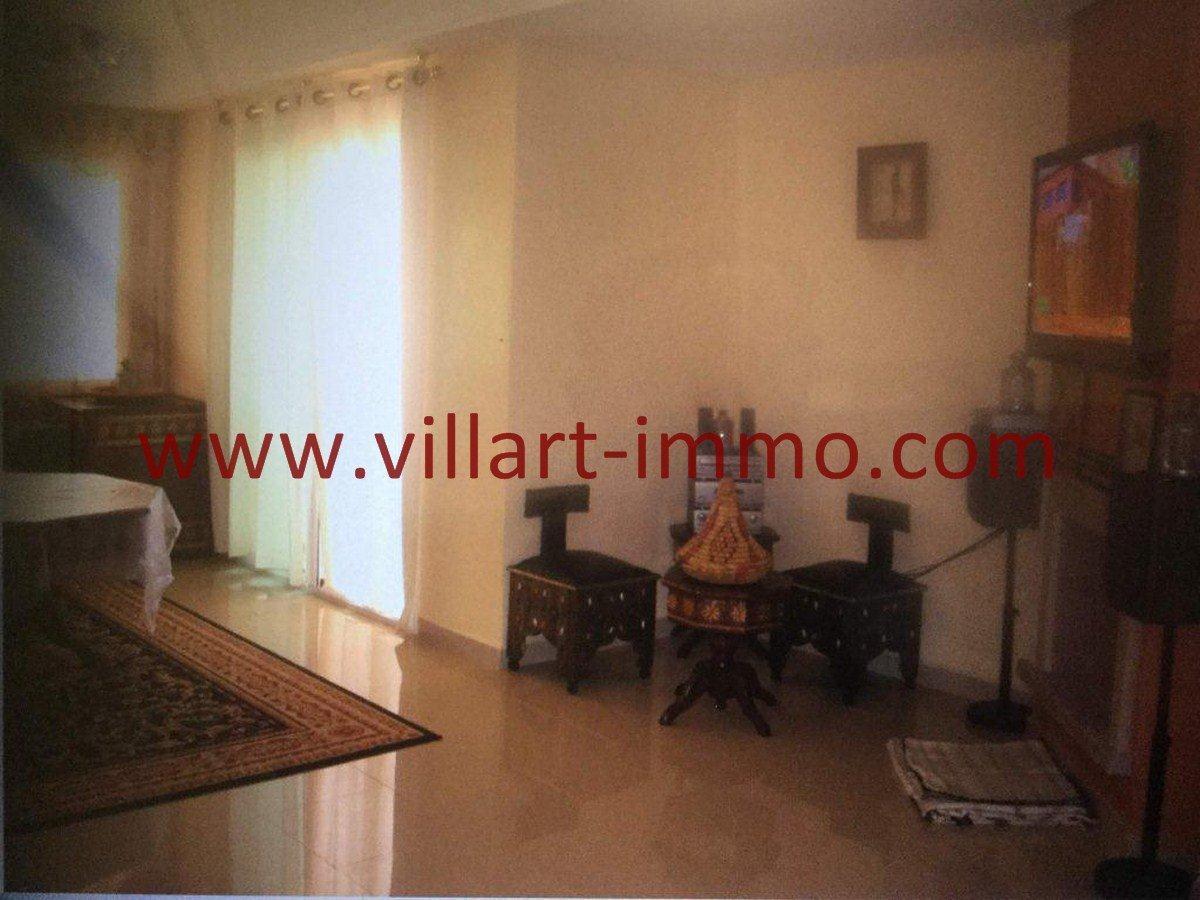 3-Vente-Appartement-Mohammédia-Salon 1-VA568-Villart Immo
