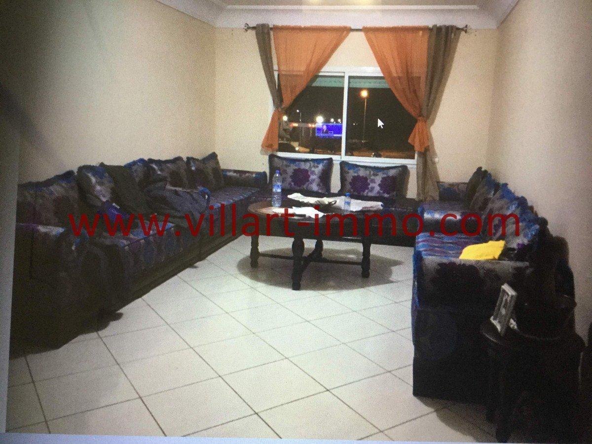 3-Vente-Appartement-Mohammédia-Salon-VA569-Villart Immo