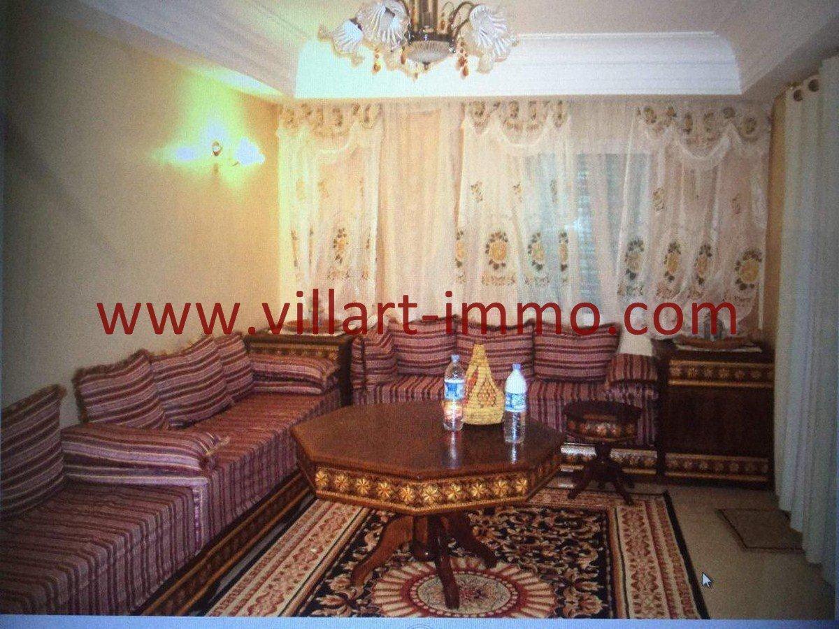 4-Vente-Appartement-Mohammédia-Salon 2-VA568-Villart Immo