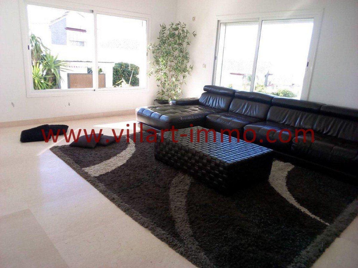4-Vente-Villa-Tanger-Salon 3-VV571-Villart Immo