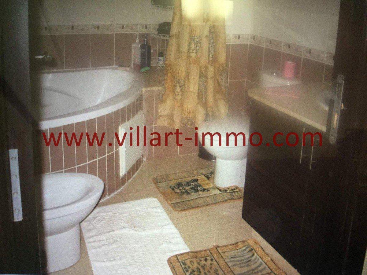 6-Vente-Appartement-Mohammédia-Salle de bain VA568-Villart Immo