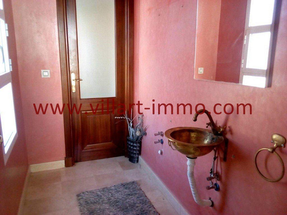 7-Vente-Villa-Tanger-Salle de bain -VV571-Villart Immo