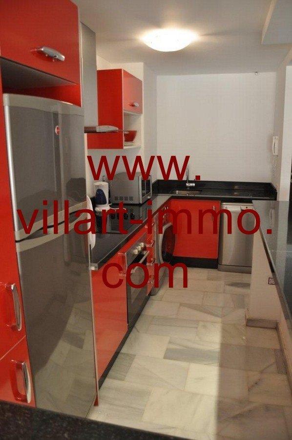 8-Vente-Appartement-Tanger-Cuisine -VA572-Villart Immo