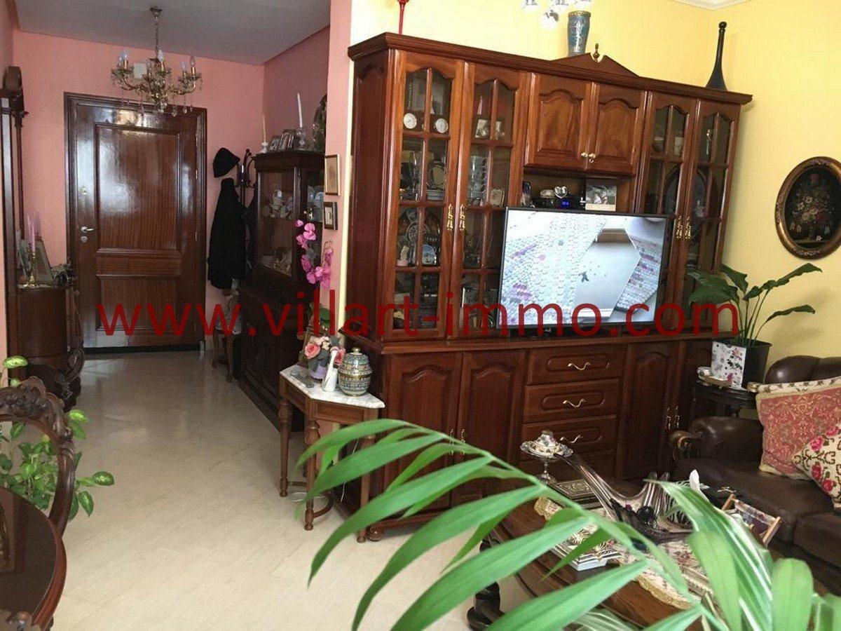 1-Vente-Appartement-Tanger-Route-de-Rabat-Entrée-VA575-Villart Immo