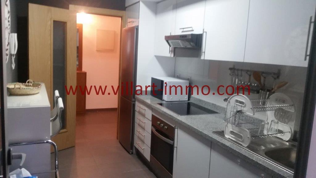 10-Location-Tanger-Appartement-Centre ville-Meublé-Cuisine-L1113
