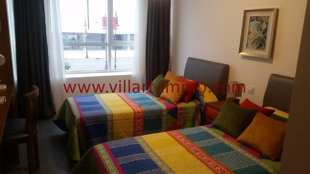 11-Location-Tanger-Appartement-Centre ville-Meublé-Chambre 1-L1113