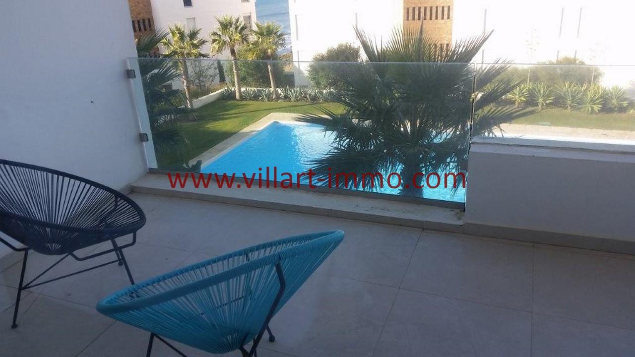 11-Location-appartement-meublé-Tanger-Terrasse-L1107
