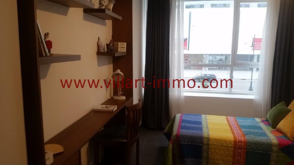 12-Location-Tanger-Appartement-Centre ville-Meublé-Chambre 1-L1113