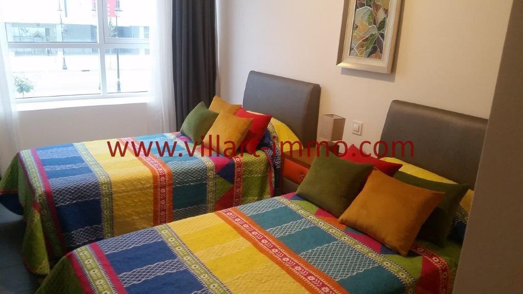 13-Location-Tanger-Appartement-Centre ville-Meublé-Chambre 1-L1113