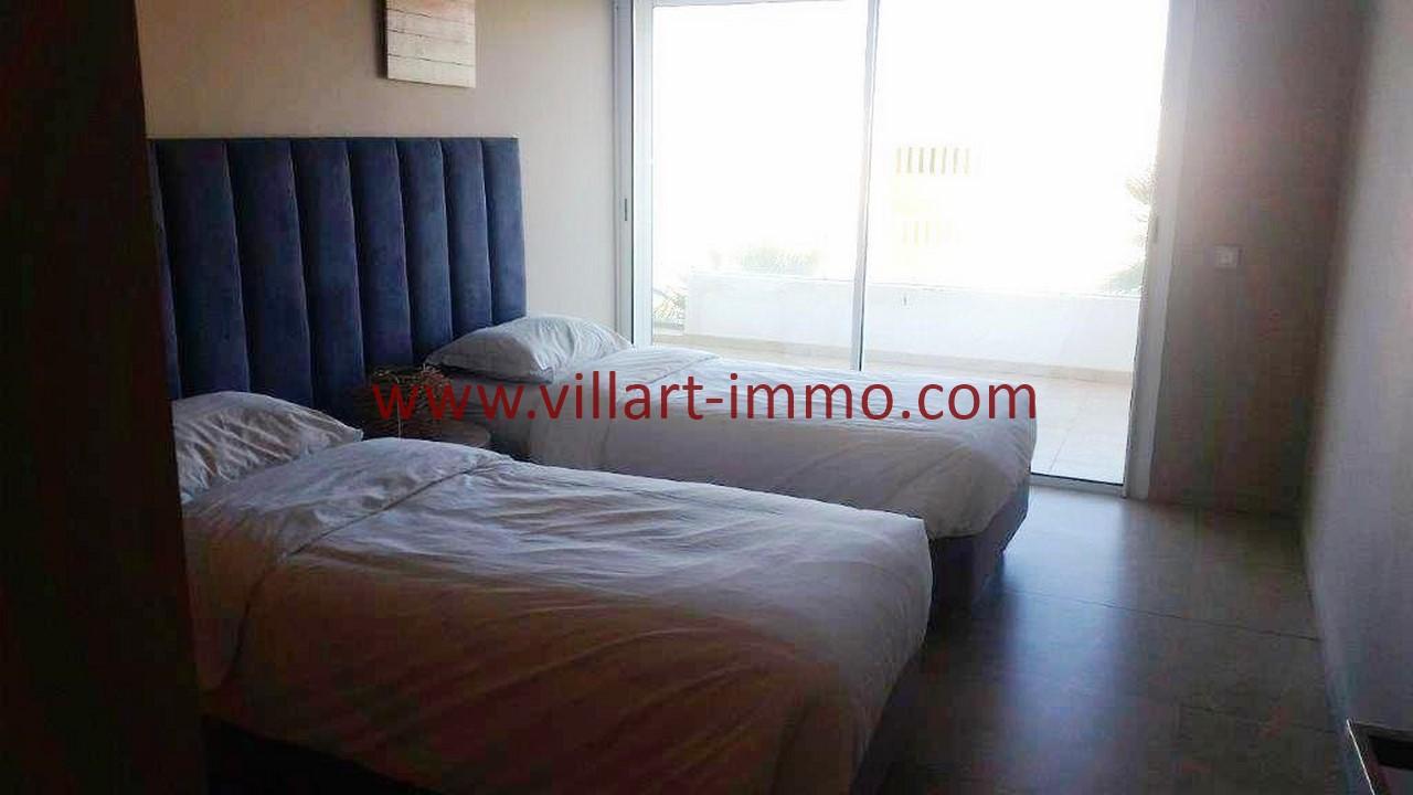 15-Location-appartement-meublé-Tanger-Chambre 2-L1108
